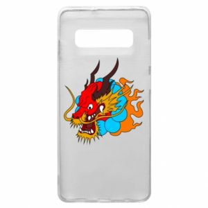 Samsung S10+ Case Dragon