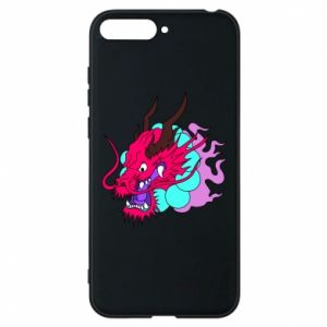 Huawei Y6 2018 Case Dragon