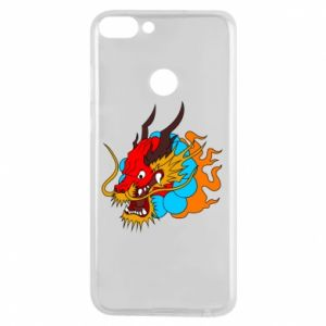 Phone case for Huawei P Smart Dragon