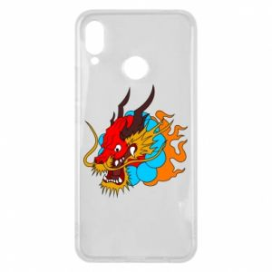 Phone case for Huawei P Smart Plus Dragon