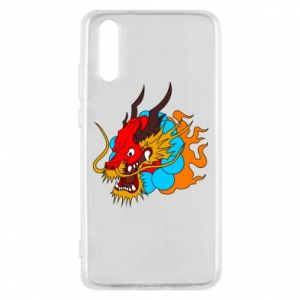 Huawei P20 Case Dragon