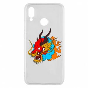 Phone case for Huawei P20 Lite Dragon