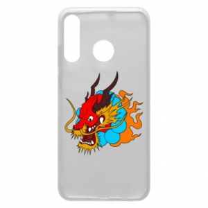 Phone case for Huawei P30 Lite Dragon