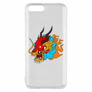Phone case for Xiaomi Mi6 Dragon