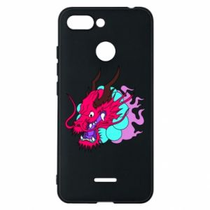 Phone case for Xiaomi Redmi 6 Dragon