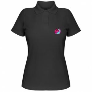Women's Polo shirt Dragon
