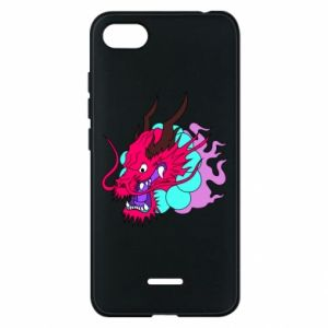 Xiaomi Redmi 6A Case Dragon