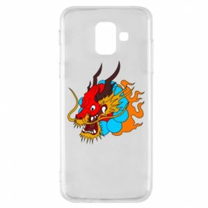 Phone case for Samsung A6 2018 Dragon
