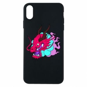 Phone case for iPhone Xs Max Dragon