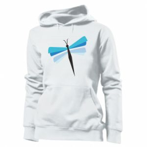 Damska bluza Dragonfly abstraction