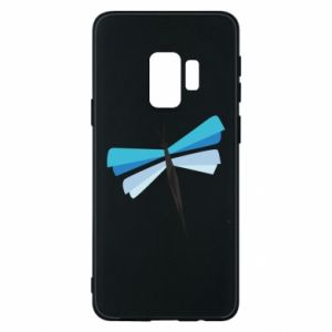 Etui na Samsung S9 Dragonfly abstraction