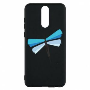 Etui na Huawei Mate 10 Lite Dragonfly abstraction