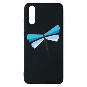 Etui na Huawei P20 Dragonfly abstraction