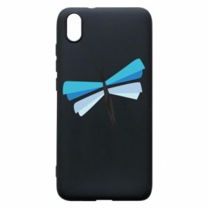 Etui na Xiaomi Redmi 7A Dragonfly abstraction