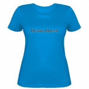 Women's t-shirt Drama queen