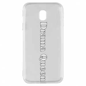 Phone case for Samsung J3 2017 Drama queen