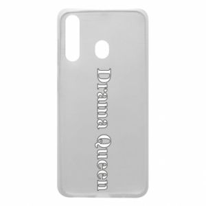 Phone case for Samsung A60 Drama queen