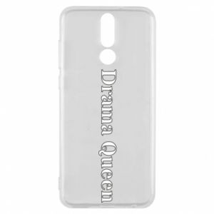 Phone case for Huawei Mate 10 Lite Drama queen