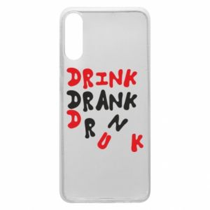Etui na Samsung A70 Drink. Drank. Drunk