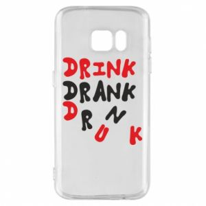 Etui na Samsung S7 Drink. Drank. Drunk