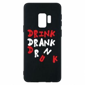 Etui na Samsung S9 Drink. Drank. Drunk