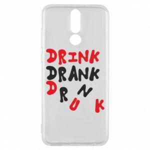 Etui na Huawei Mate 10 Lite Drink. Drank. Drunk