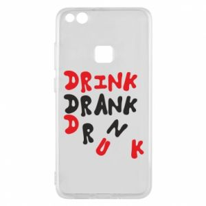 Etui na Huawei P10 Lite Drink. Drank. Drunk
