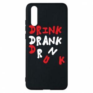 Etui na Huawei P20 Drink. Drank. Drunk