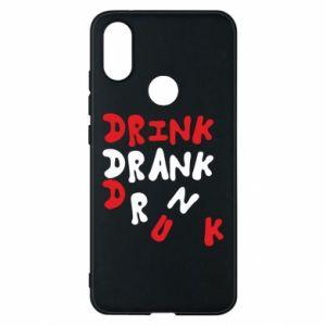 Etui na Xiaomi Mi A2 Drink. Drank. Drunk