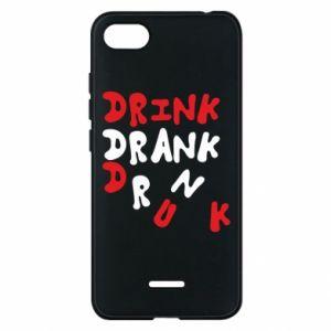 Etui na Xiaomi Redmi 6A Drink. Drank. Drunk