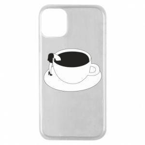 Etui na iPhone 11 Pro Drown in coffee