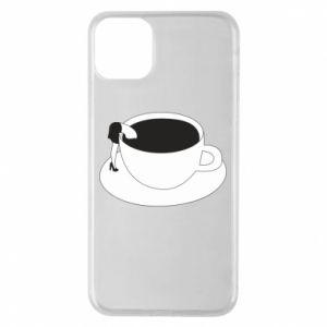Etui na iPhone 11 Pro Max Drown in coffee