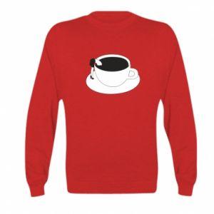 Bluza dziecięca Drown in coffee