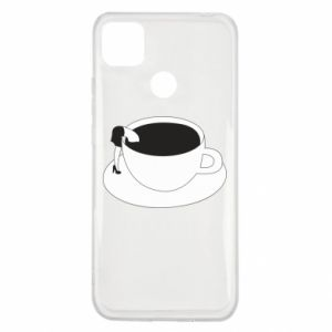 Etui na Xiaomi Redmi 9c Drown in coffee