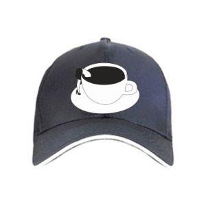 Cap Drown in coffee - PrintSalon