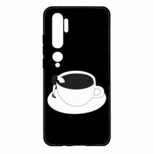 Etui na Xiaomi Mi Note 10 Drown in coffee