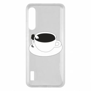 Etui na Xiaomi Mi A3 Drown in coffee