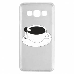 Etui na Samsung A3 2015 Drown in coffee