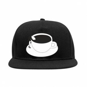 SnapBack Drown in coffee - PrintSalon