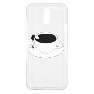 Etui na Nokia 2.3 Drown in coffee