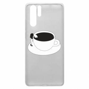 Etui na Huawei P30 Pro Drown in coffee