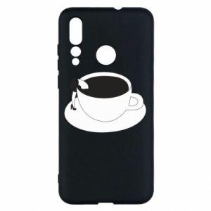 Etui na Huawei Nova 4 Drown in coffee