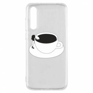 Etui na Huawei P20 Pro Drown in coffee