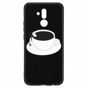Etui na Huawei Mate 20 Lite Drown in coffee