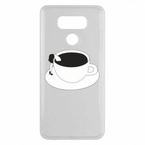 Etui na LG G6 Drown in coffee