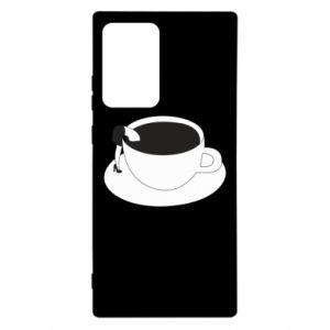 Etui na Samsung Note 20 Ultra Drown in coffee