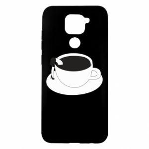 Etui na Xiaomi Redmi Note 9/Redmi 10X Drown in coffee