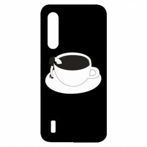 Etui na Xiaomi Mi9 Lite Drown in coffee