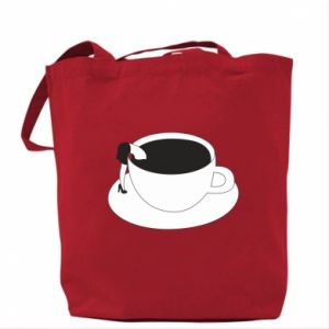 Bag Drown in coffee - PrintSalon