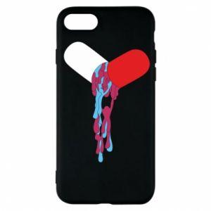 Etui na iPhone 7 Drug pill